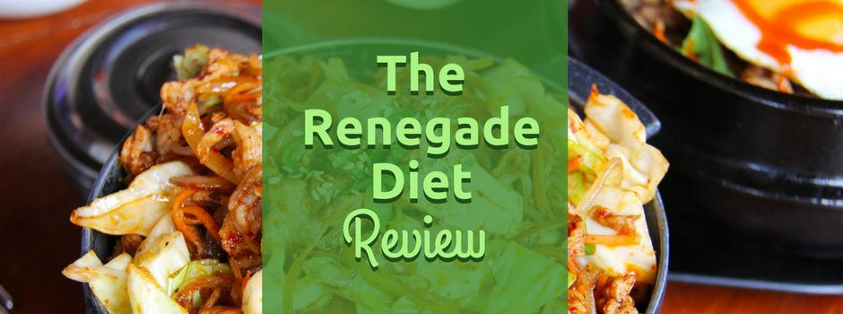 Renegade Diet Book